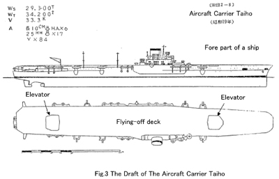 Case Details > Sinking of the aircraft carrier Taiho caused by one